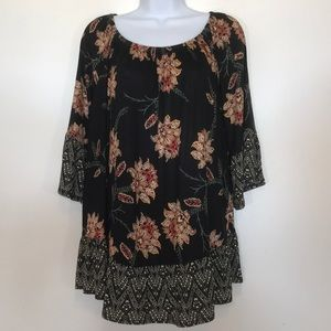 Style & Co.  Ladies Size Large Top